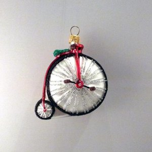 Christmas Decoration Vintage Bicycle