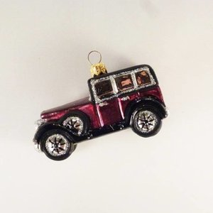 Christmas Decoration Toy Car
