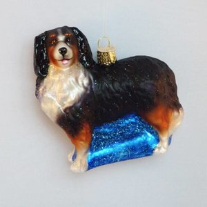 Christmas Decoration Bernese Mountain Dog