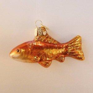 Christmas Decoration Goldfish