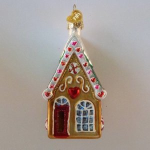 Christmas Decoration Cookie Cottage