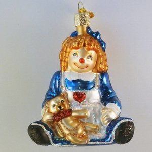 Christmas Decoration Dolly