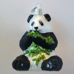Christmas Decoration Panda