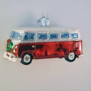 Christmas Decoration Camper Van
