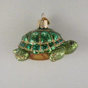 Christmas Decoration Tortoise