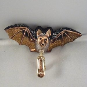 Christmas Decoration Clip Bat