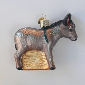 Christmas Decoration Donkey
