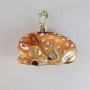 Kerstbal Bambi