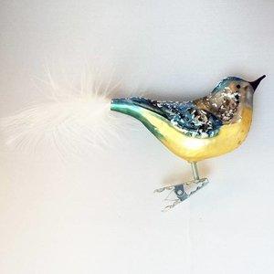 Vogelclip Pimpelmeesje