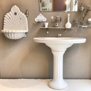 Antique Washbasin Oval