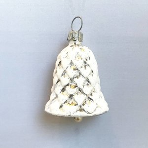 Christmas Decoration Christmas Bell Silver