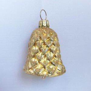 Christmas Decoration Christmas Bell Gold