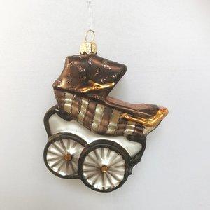 Kerstbal Kinderwagen