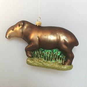 Kerstbal Tapir