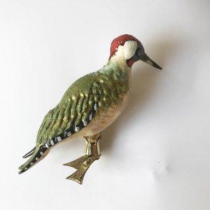 Vogelclip Groene Specht