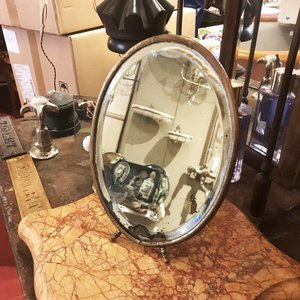 Mirror 'Petite ovale'