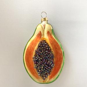Christmas Decoration Papaya