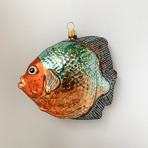 Christmas Decoration Piranha