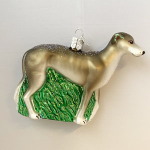 Christmas Decoration Greyhound