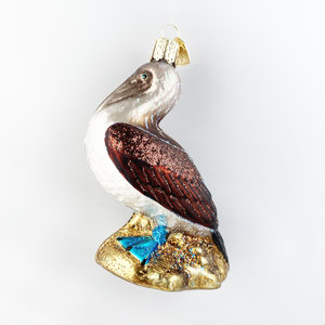 Christmas Decoration Blue Footed Booby