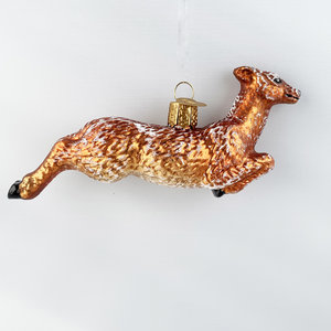 Christmas Decoration Jumping Deer