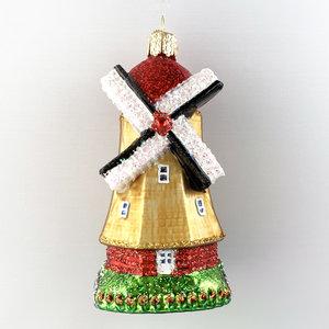 Christmas Decoration Windmill