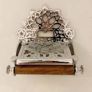 Ornate Paper Holder