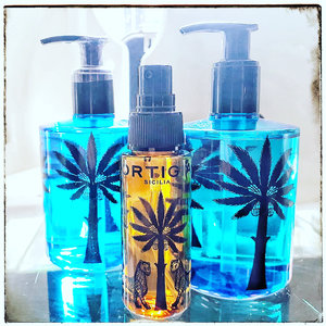Hand cleanser Lotion Ortigia