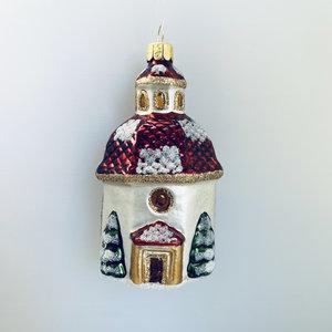 Kerstbal Kerkje  Rotonda