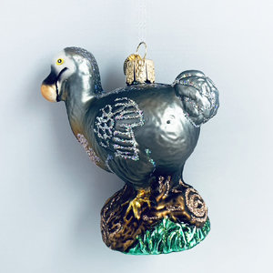Kerstbal Kleine Dodo