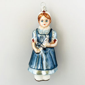 Christmas Decoration Nurse
