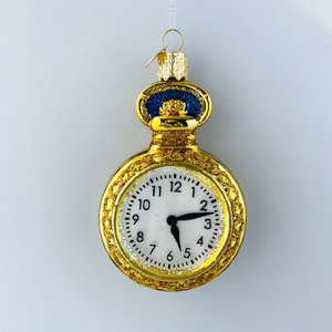 Christmas Decoration Pocket Watch