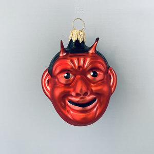 Kerstbal Duiveltje