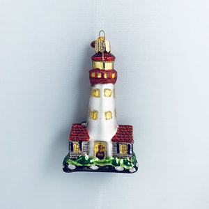 Christmas Decoration Little Lighthouse