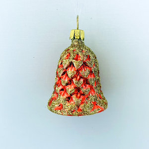 Christmas Decoration Christmas Bell Red