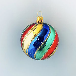 Christmas Decoration Colourful