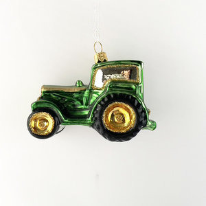 Christmas Decoration Tractor