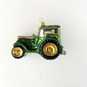 Kerstbal Tractor