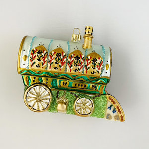 Christmas Decoration Prairie Wagon