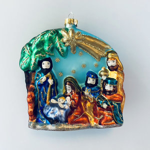 Christmas Decoration Nativity Scene