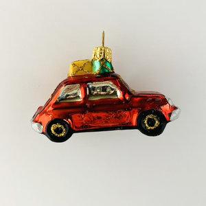 Kerstbal Mini met Cadeautjes