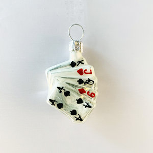 Christmas Decoration Playing Cards