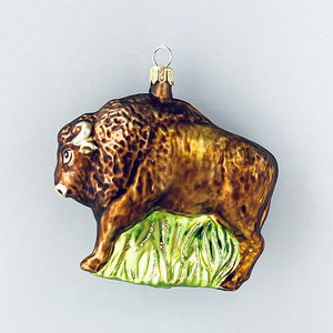 Christmas Decoration Bison