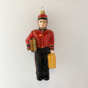 Christmas Decoration Bellboy