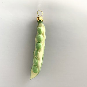 Christmas Decoration Green Peas