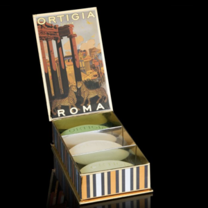 Soap gift box Roma Ortigia