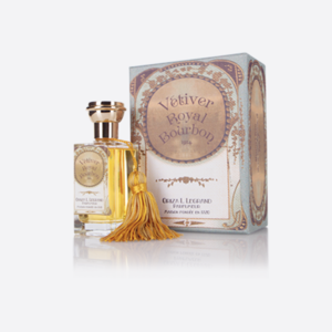 Parfum Vétiver Royal Bourbon