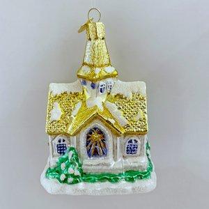 Kerstbal Gouden Kathedraal