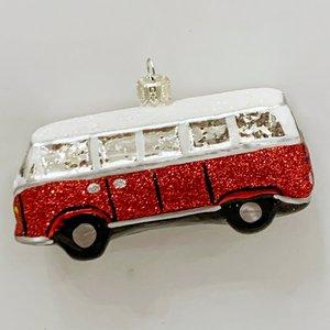 Kerstbal Volkswagenbus