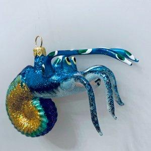Christmas Decoration Hermit Crab